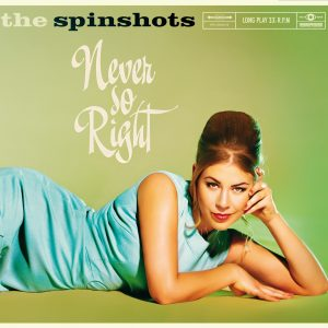 Never so Right (cd/vinyl)